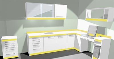 Muebles para odontologos tecnicos dentales y laboratorios - Muebles para clinicas dentales ...